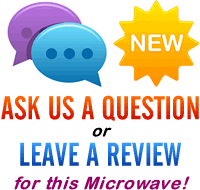 Ask us a question about the Panasonic NN-CT857WBPQ