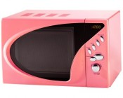 Pink Digital Microwave