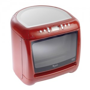 Whirlpool Max 25 Red Microwave Review 13 Litre 750w