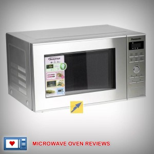 Panasonic NN-GD371SBPQ Microwave Photo 1
