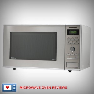 Panasonic NN-GD371SBPQ Microwave Photo 2