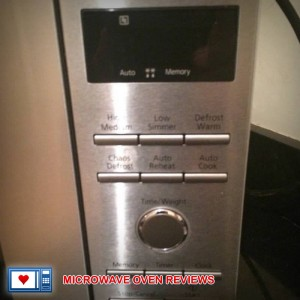 Panasonic NN-GD371SBPQ Microwave Photo 4