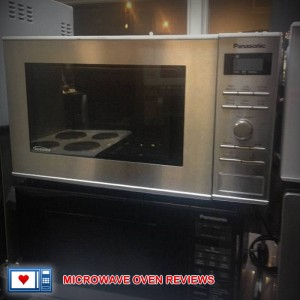 Panasonic NN-GD371SBPQ Microwave Photo 7