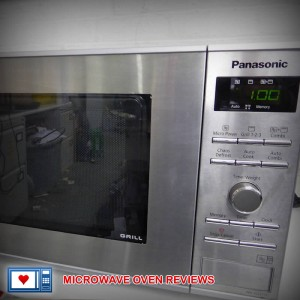 Panasonic NN-GD371SBPQ Microwave Photo 9