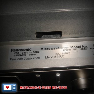 Panasonic NN-GD371SBPQ Microwave Photo 12